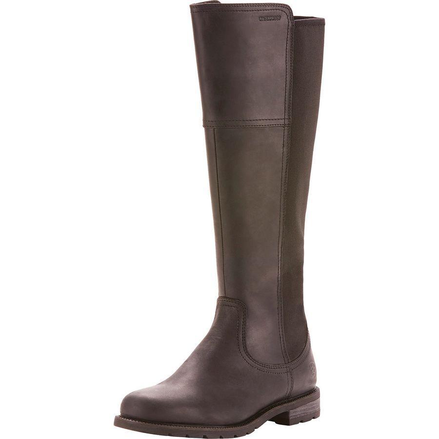 (取寄)アリアト レディース サットン H2O ブーツ Ariat Women Sutton H2O Boot Black