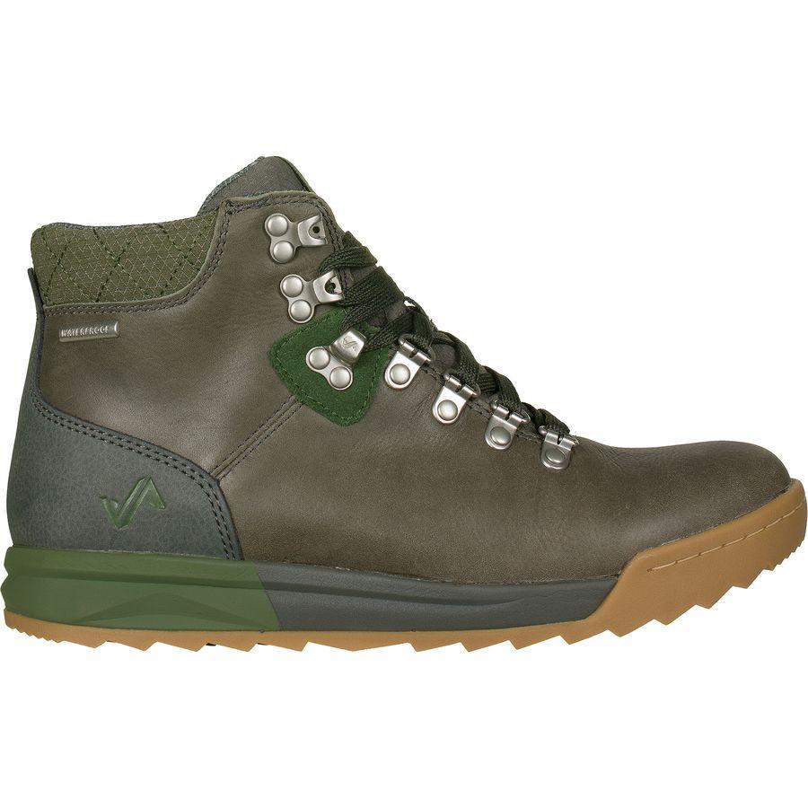 (取寄)フォーセイク レディース パッチ ハイキング ブーツ Forsake Women Patch Hiking Boot Grey/Cypress