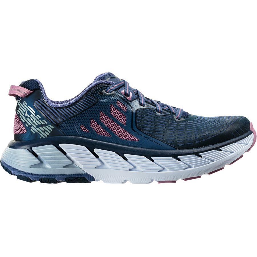 (取寄)ホカ オネオネ レディース ガヴィオータ ランニングシューズ Hoka One One Women Gaviota Running Shoe Marlin/Dress Blue