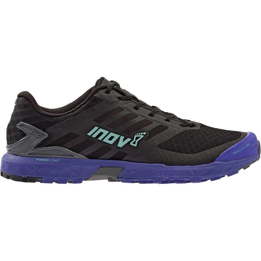 (取寄)イノヴェイト レディース トレイルロック 285トレイル ランニングシューズ Inov 8 Women Trailroc 285 Trail Running Shoe Black/Purple/Blue