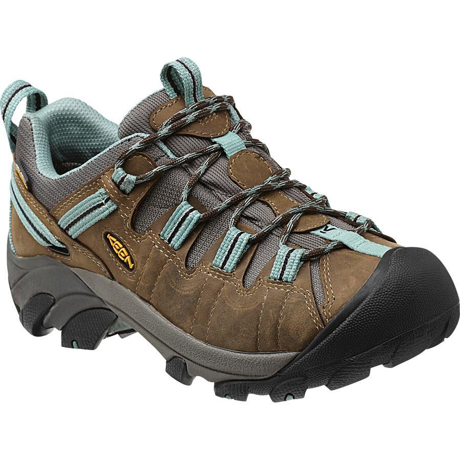 (取寄)キーン レディース ターギー 2 ハイキングシューズ KEEN Women Targhee II Hiking Shoe Black Olive/Mineral Blue