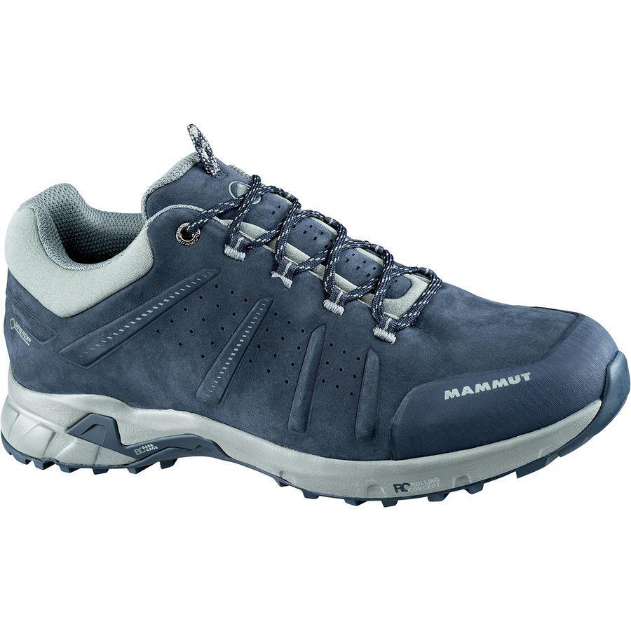 多様な (取寄)マムート メンズ コンベイ ロウ Gtx シューズ Mammut Men's Convey Low GTX Shoe Marine/Grey, 桑名郡 6029ce5b