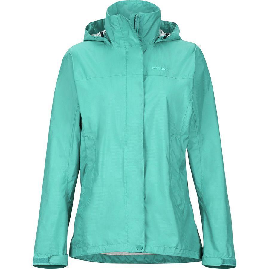 (取寄)マーモット レディース PreCip ジャケット Marmot Women PreCip Jacket Patina Green