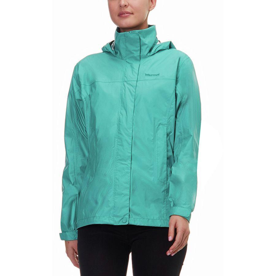 (取寄)マーモット レディース PreCip ジャケット Marmot Women PreCip Jacket Teal Tide