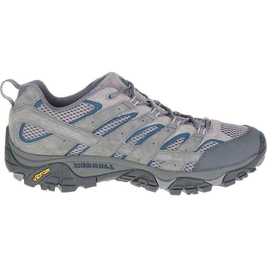 (取寄)メレル メンズ モアブ 2 ベント ハイキングシューズ Merrell Men's Moab 2 Vent Hiking Shoe Castlerock