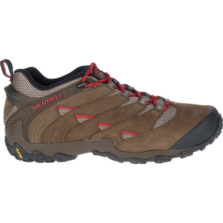 (取寄)メレル メンズ カメレオン 7 ハイキングシューズ Merrell Men's Chameleon 7 Hiking Shoe Boulder