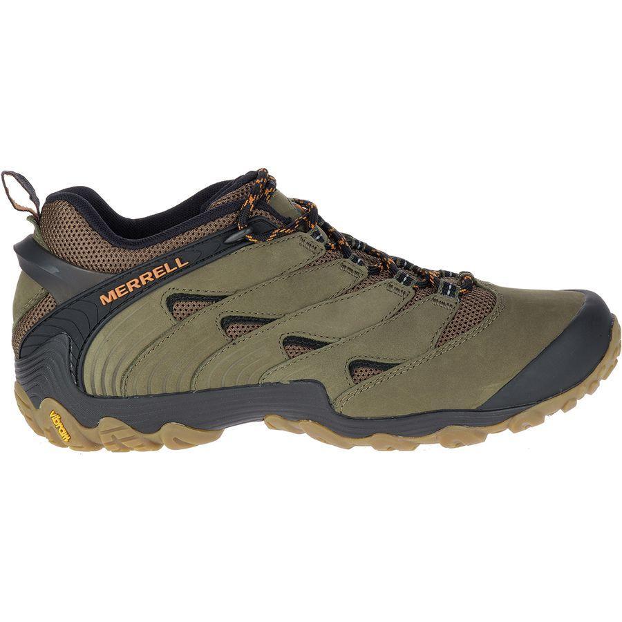 (取寄)メレル メンズ カメレオン 7 ハイキングシューズ Merrell Men's Chameleon 7 Hiking Shoe Dusty Olive