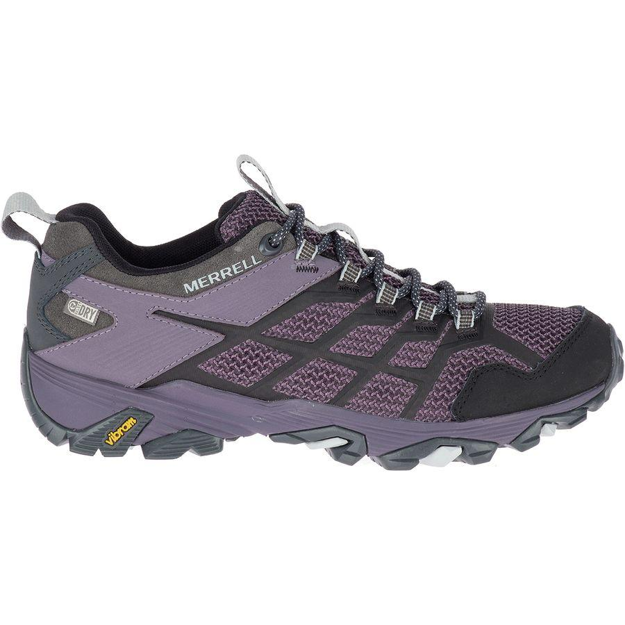【クーポンで最大2000円OFF】(取寄)メレル レディース モアブ FST 2 ハイキングシューズ Merrell Women Moab FST 2 Hiking Shoe Granite/Shark