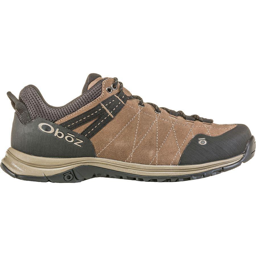 (取寄)オボズ メンズ ハイアライト ロウ ハイキングシューズ Oboz Men's Hyalite Low Hiking Shoe Walnut