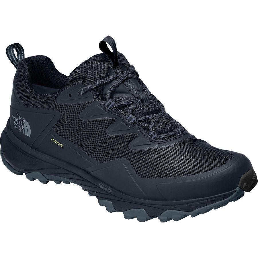 (取寄)ノースフェイス メンズ ウルトラ ファストパック 3 Gtx ハイキングシューズ The North Face Men's Ultra Fastpack III GTX Hiking Shoe Tnf Black/Dark Shadow Grey