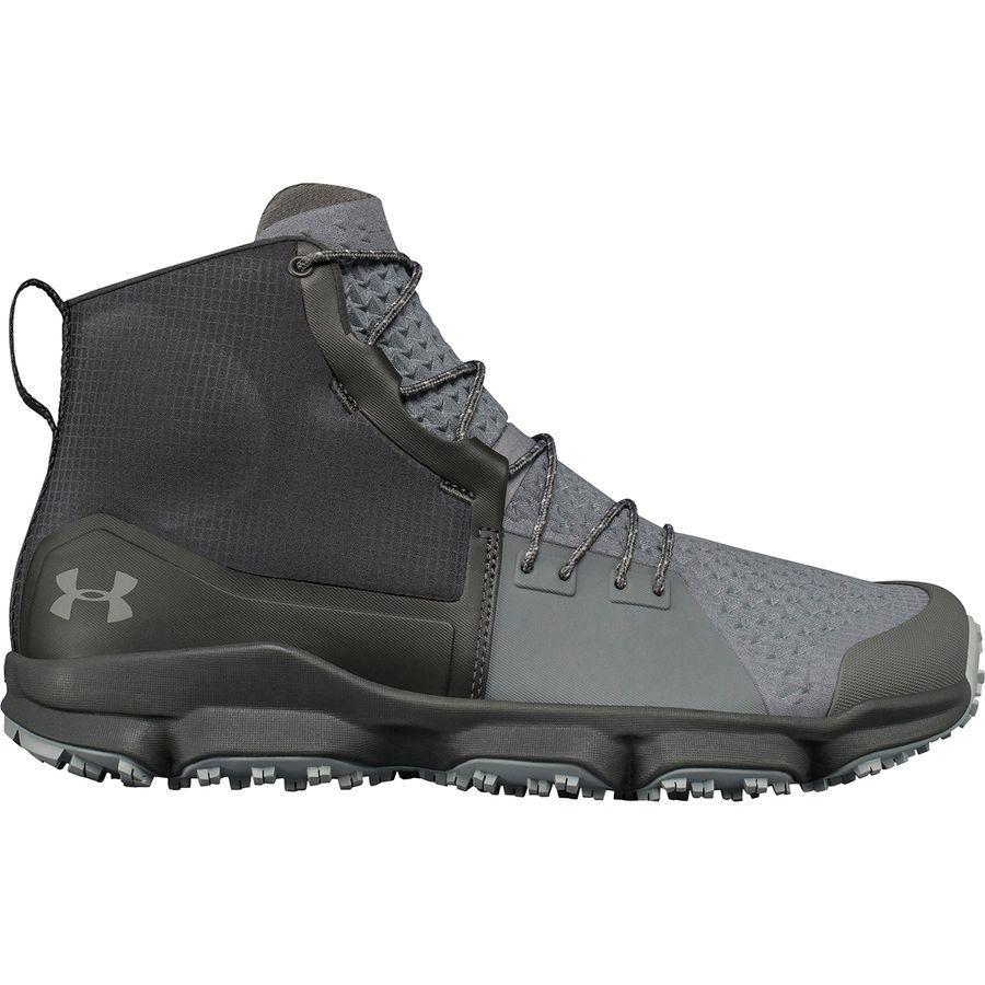 (取寄)アンダーアーマー メンズ スピードフィット 2.0 ハイキング ブーツ Under Armour Men's Speedfit 2.0 Hiking Boot Nori Green/Clay Green/Clay Green