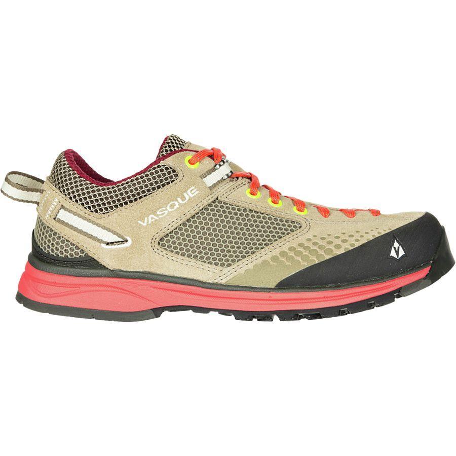 (取寄)バスク レディース グランド トラバース ハイキングシューズ Vasque Women Grand Traverse Hiking Shoe Aluminum/Hot Coral