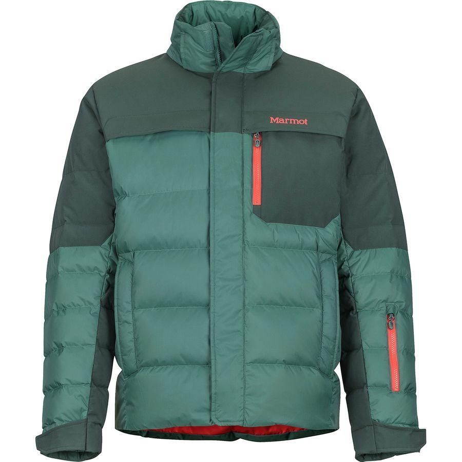 (取寄)マーモット メンズ シャドー ジャケット Marmot Men's Shadow Jacket Mallard Green/Dark Spruce