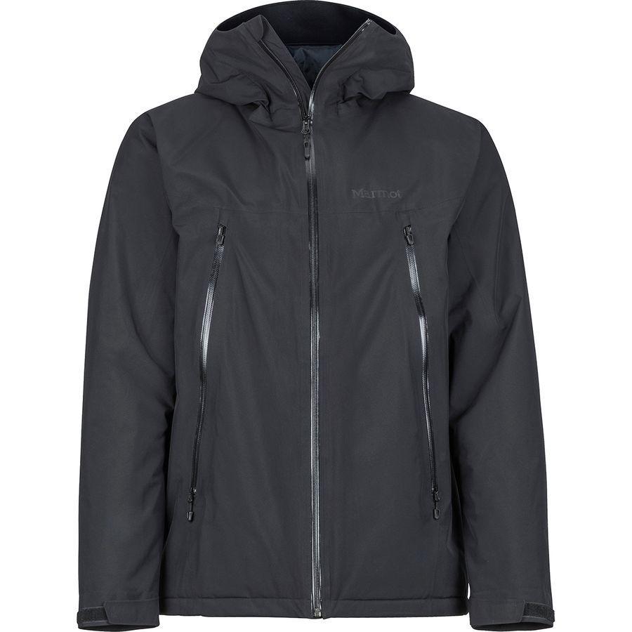 (取寄)マーモット メンズ ソラリス ジャケット Marmot Men's Solaris Jacket Black