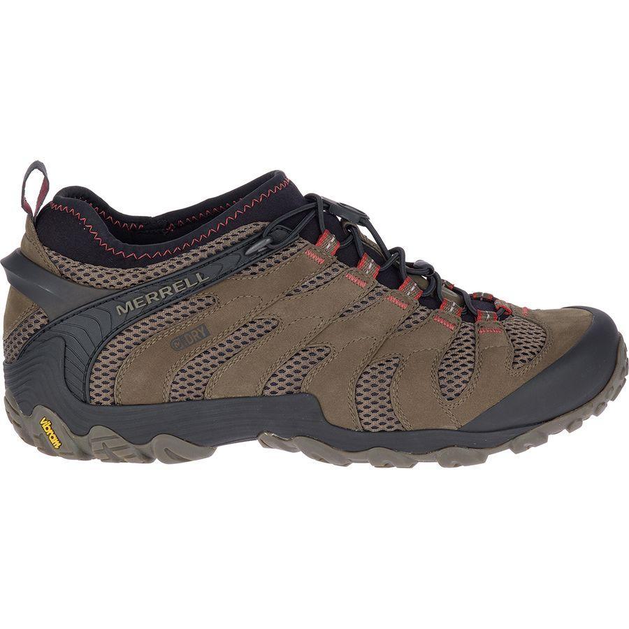 (取寄)メレル メンズ カメレオン 7ストレッチ ハイキングシューズ Merrell Men's Chameleon 7 Stretch Hiking Shoe Boulder