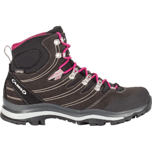 (取寄)AKU レディース アルテラ GTX ブーツ AKU Women Alterra GTX Boot Anthracite/Magenta