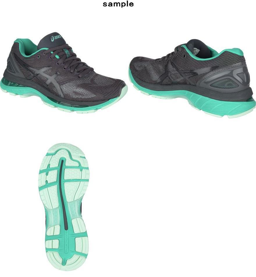 online store b5935 31b02 (索取)亞瑟士女士Gel-Nimbus19Lite-Show跑步鞋Asics Women Gel-Nimbus 19 Lite-Show  Running Shoe Dark Grey/Black/Reflective