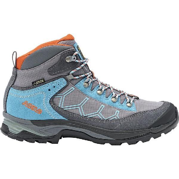 (取寄)アゾロ レディース ファルコン GV ハイキング ブーツ Asolo Women Falcon GV Hiking Boot Grey/Stone