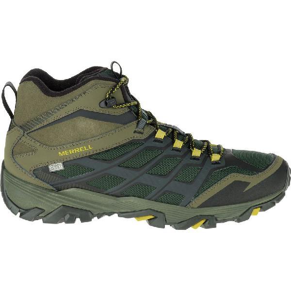 (取寄)メレル メンズ モアブ FST アイス プラス サーモ ハイキング ブーツ Merrell Men's Moab FST Ice Plus Thermo Hiking Boot Pine Grove/Dy Olive
