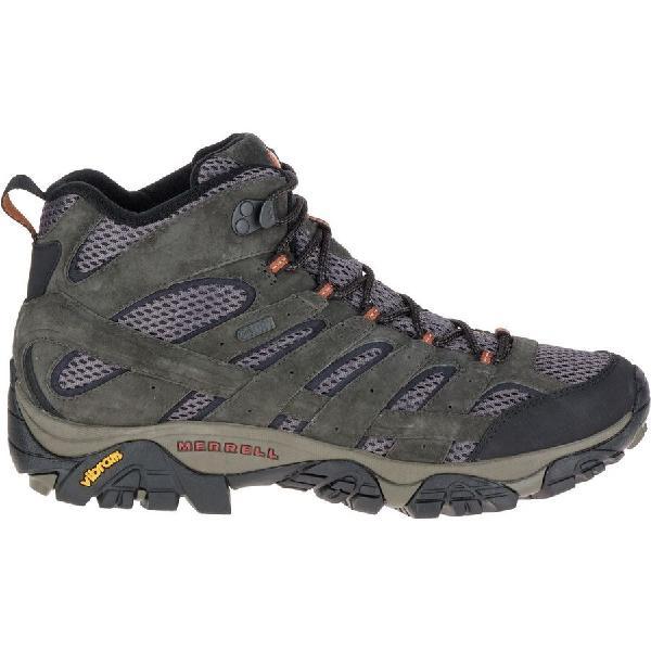 (取寄)メレル メンズ モアブ 2 ミッド ハイキング ブーツ Merrell Men's Moab 2 Mid Hiking Boot Beluga