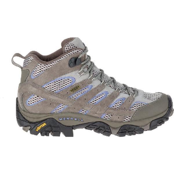 (取寄)メレル レディース モアブ 2 ミッド ハイキング ブーツ Merrell Women Moab 2 Mid Hiking Boot Falcon