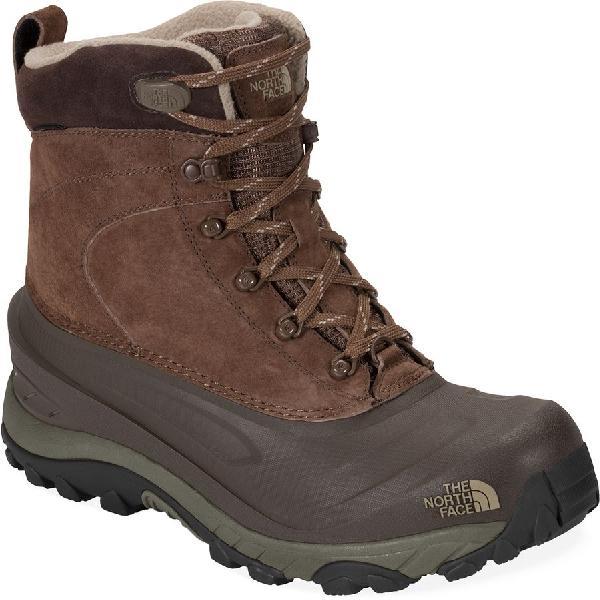 (取寄)ノースフェイス メンズ チルカット 3 ブーツ The North Face Men's Chilkat III Boot Carafe Brown/Bracken Brown
