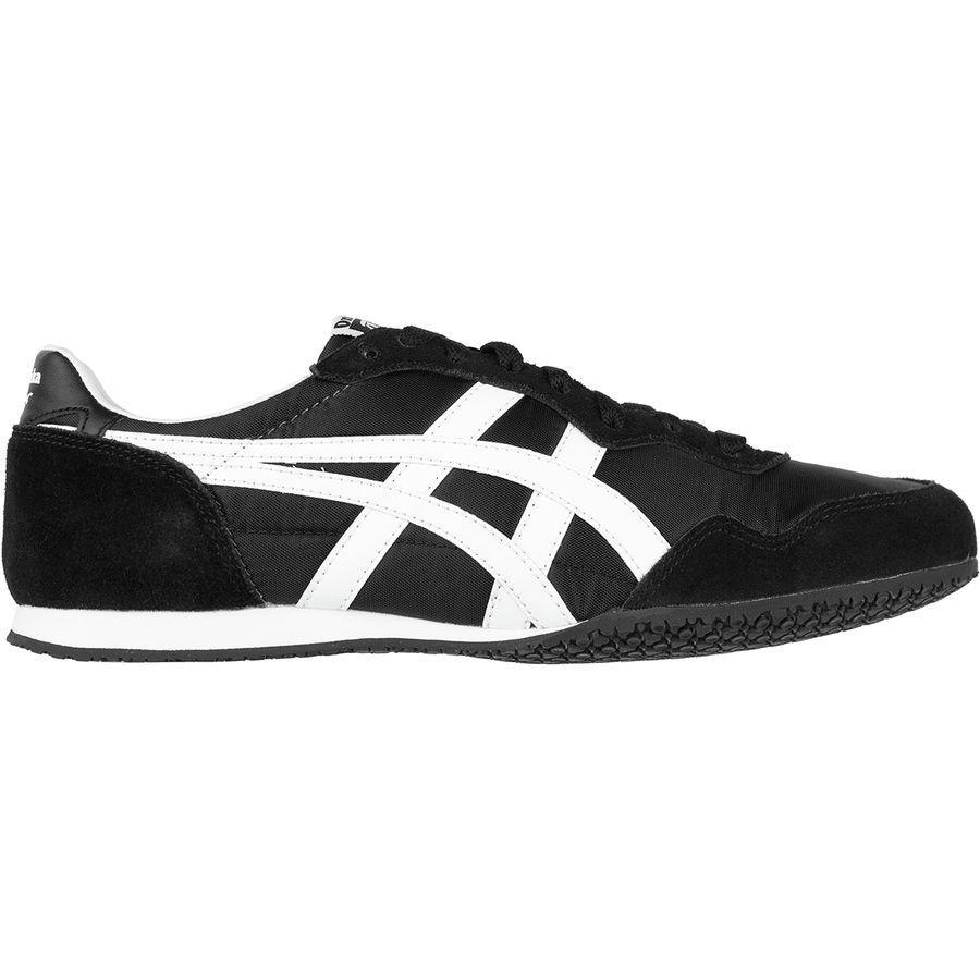 (取寄)アシックス メンズ オニツカ タイガー セラーノ シューズ Asics Men's Onitsuka Tiger Serrano Shoe Black/White