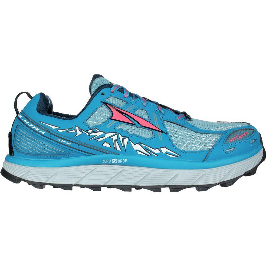 (取寄)アルトラ レディース ローン ピーク 3.5トレイル ランニングシューズ Altra Women Lone Peak 3.5 Trail Running Shoe Blue