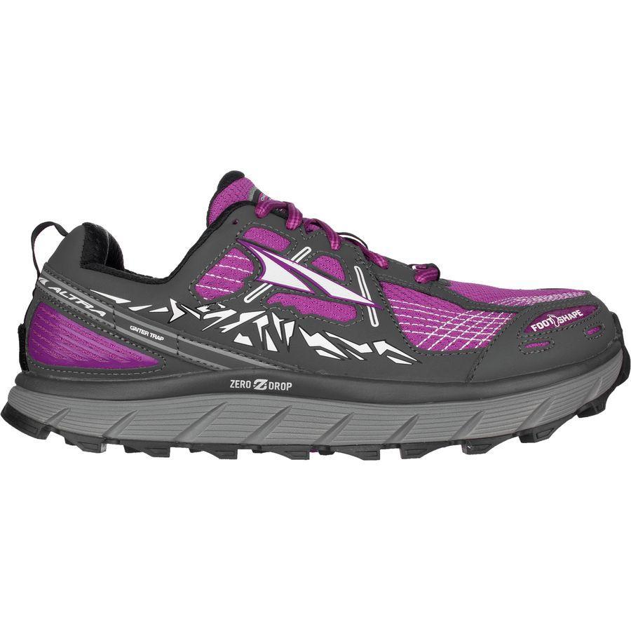 (取寄)アルトラ レディース ローン ピーク 3.5トレイル ランニングシューズ Altra Women Lone Peak 3.5 Trail Running Shoe Purple