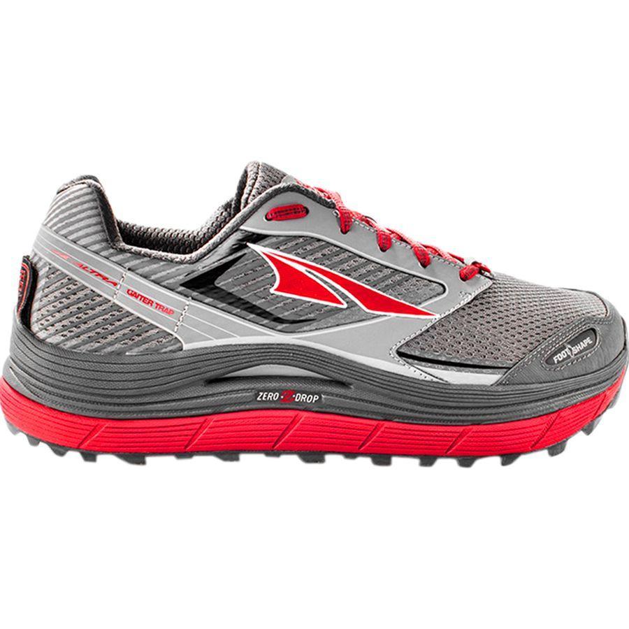 (取寄)アルトラ メンズ オリンパス 2.5トレイル ランニングシューズ Altra Men's Olympus 2.5 Trail Running Shoe Black/Red