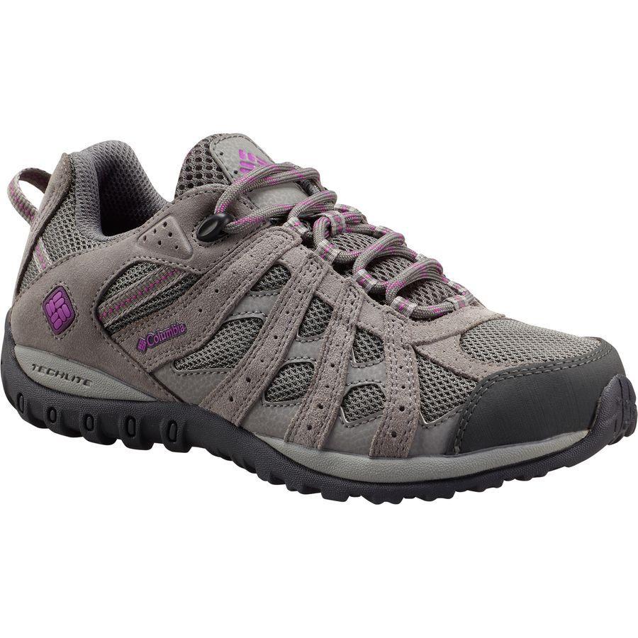 (取寄)コロンビア レディース レドモンド ハイキングシューズ Columbia Women Redmond Hiking Shoe Charcoal/Razzle