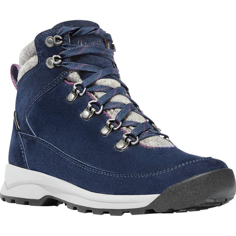 (取寄)ダナー レディース アドリカ ウール ハイキング ブーツ Danner Women Adrika Wool Hiking Boot Navy