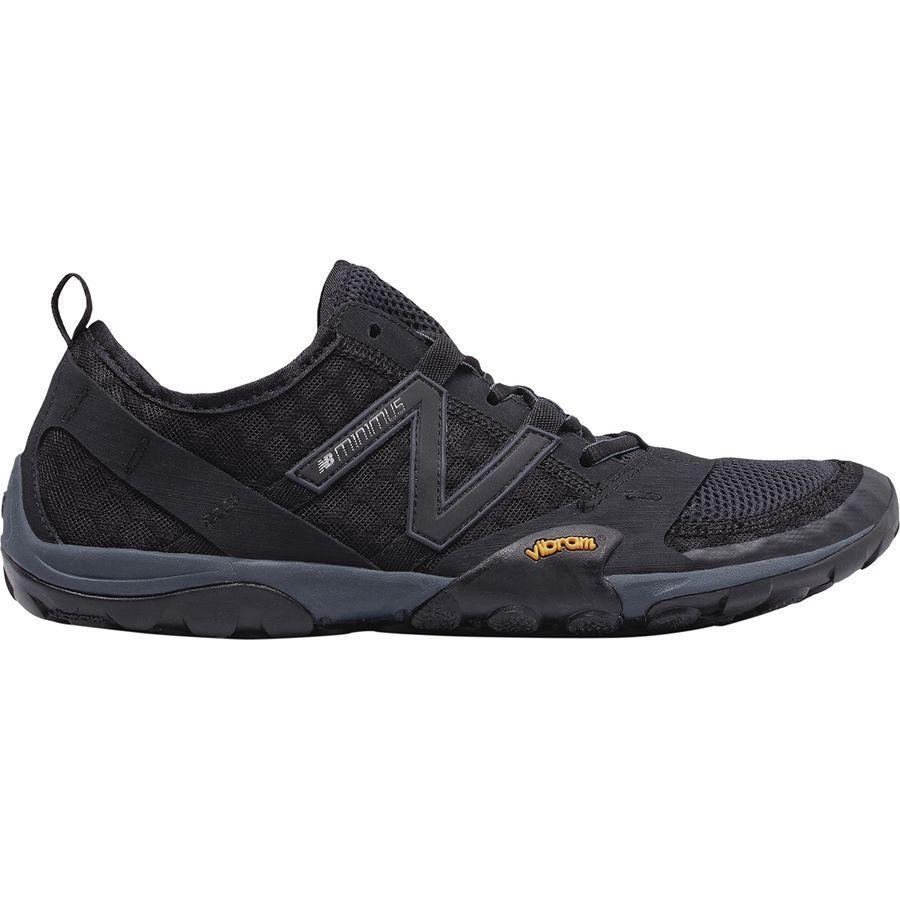 (取寄)ニューバランス メンズ 10v1ミニマス ランニングシューズ New Balance Men's 10v1 Minimus Running Shoe Black/Silver