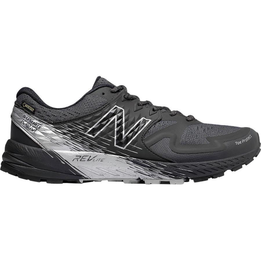 正式的 (取寄)ニューバランス Balance メンズ Running サミット K.O.M. Gtx トレイル ランニングシューズ Trail New Balance Men's Summit K.O.M. GTX Trail Running Shoe Black/Magnet, シルバーアクセサリーFIGMART:ff73074a --- smotri-delay.com