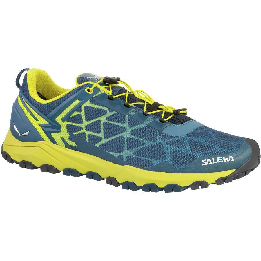 (取寄)サレワ メンズ マルチ トラック トレイル ランニングシューズ Salewa Men's Multi Track Trail Running Shoe Dark Denim/Kamille