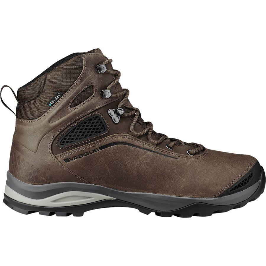(取寄)バスク メンズ キャニオンランズ ウルトラ ドライ ハイキング ブーツ Vasque Men's Canyonlandas Ultra Dry Hiking Boot Dark Earth/Slate Brown