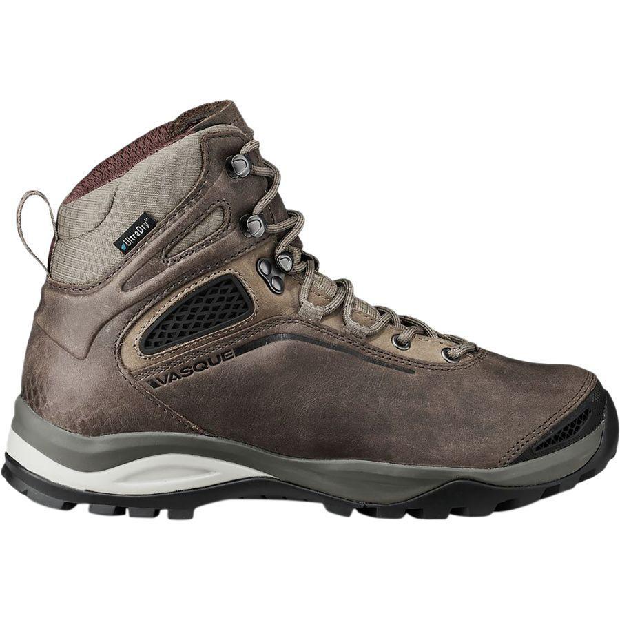 (取寄)バスク レディース キャニオンランズ ウルトラ ドライ ハイキング ブーツ Vasque Women Canyonlands Ultra Dry Hiking Boot Bungee Cord/Rum Raisin