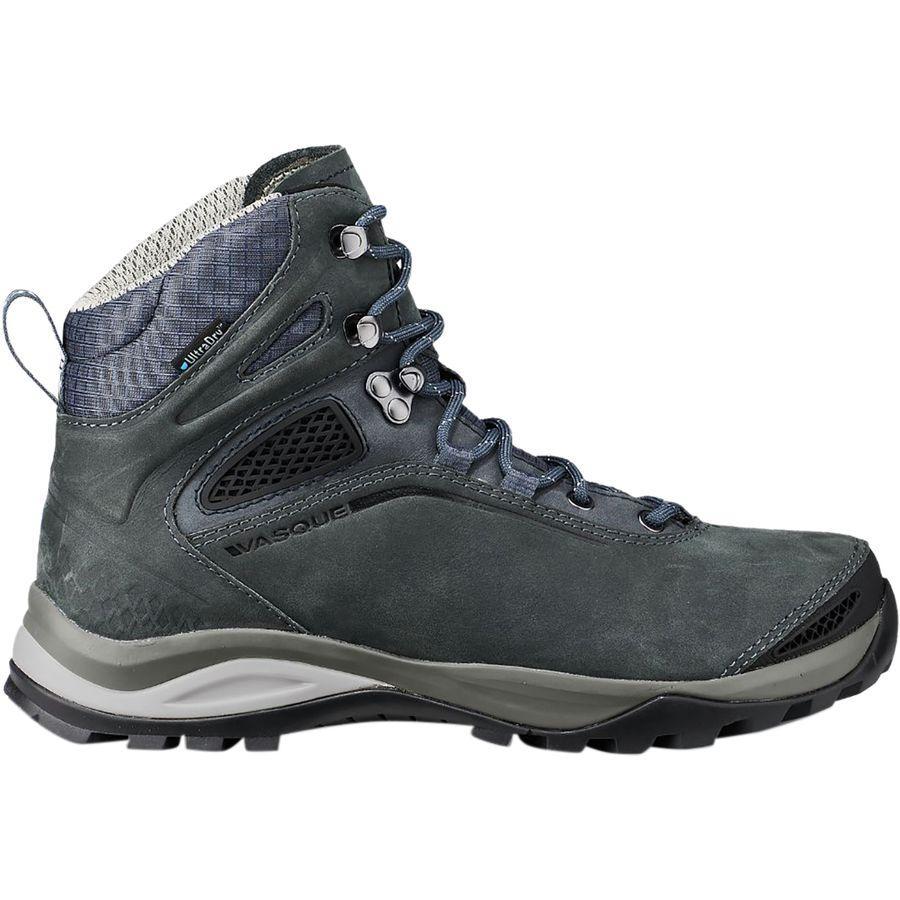 (取寄)バスク レディース キャニオンランズ ウルトラ ドライ ハイキング ブーツ Vasque Women Canyonlands Ultra Dry Hiking Boot Dark Slate/Ebony
