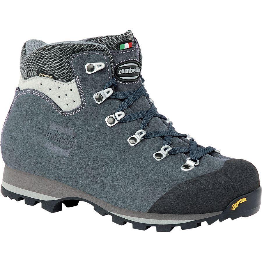 (取寄)ザンバラン レディース トラックマスター Gtx RR ハイキング ブーツ Zamberlan Women Trackmaster GTX RR Hiking Boot Octane