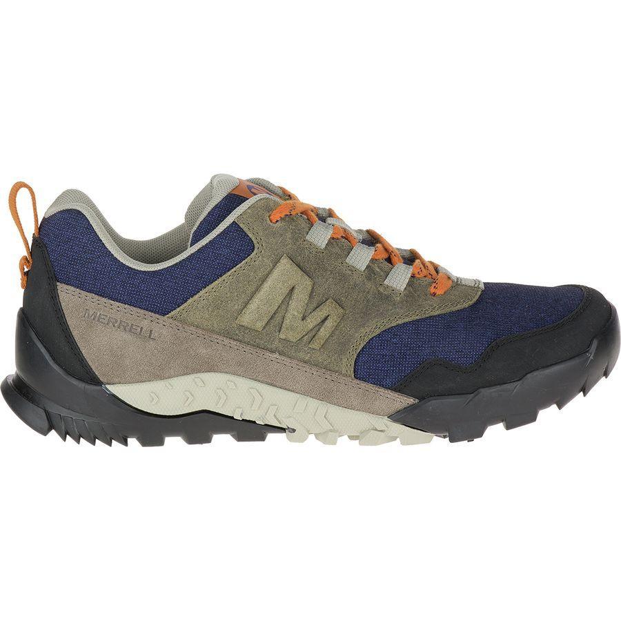 (取寄)メレル メンズ アネックス リクルート ハイキングシューズ Merrell Men's Annex Recruit Hiking Shoe Brindle
