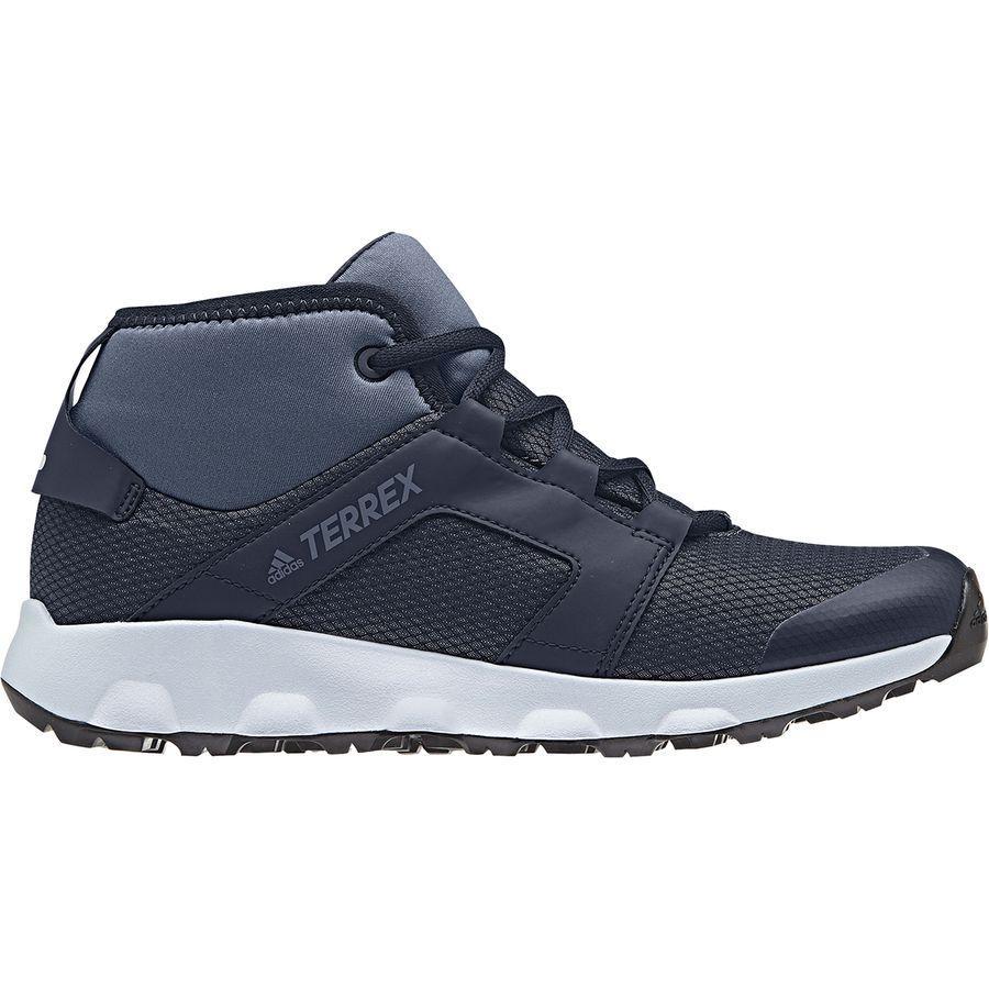 (取寄)アディダス レディース アウトドア テレックス ボイジャー CW CP ブーツ Adidas Women Outdoor Terrex Voyager CW CP Boot Tech Ink/Legend Ink/Aero Blue