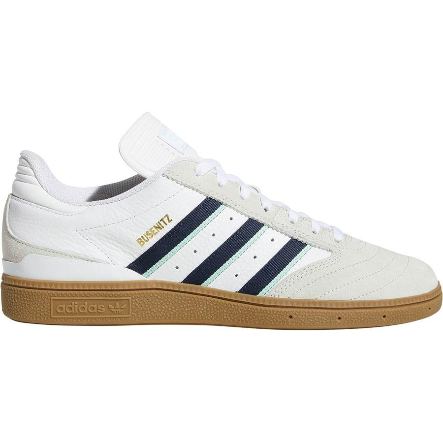 (取寄)アディダス メンズ ブセニッツ プロ シューズ Adidas Men's Busenitz Pro Shoe Ftwr White/Collegiate Burgundy/Clear Mint