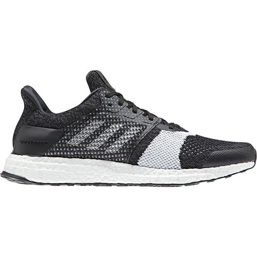 (取寄)アディダス メンズ ウルトラ ブースト St ランニングシューズ Adidas Men's Ultra Boost ST Running Shoe Core Black/Footwear White/Carbon