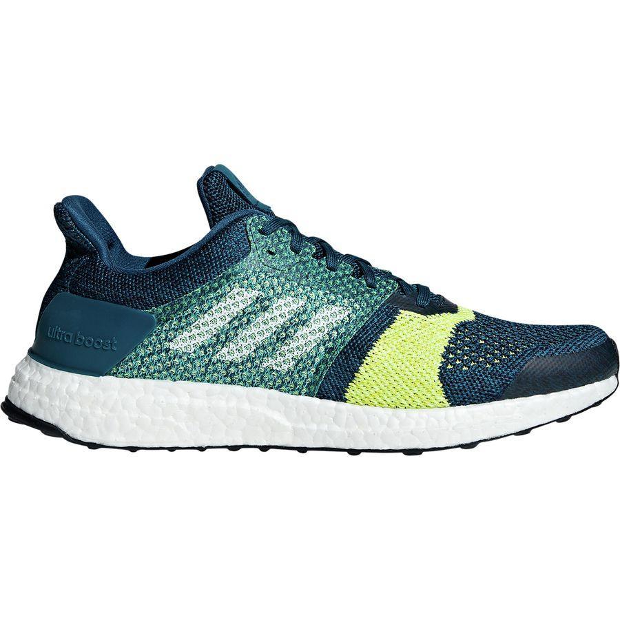 (取寄)アディダス メンズ ウルトラ ブースト St ランニングシューズ Adidas Men's Ultra Boost ST Running Shoe Legend Marine/Footwear White/Legend Ink