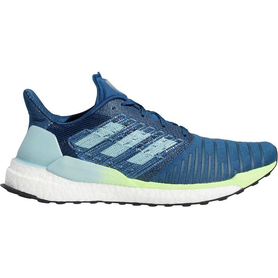 (取寄)アディダス メンズ ソーラー ブースト ランニングシューズ Adidas Men's Solar Boost Running Shoe Legend Marine/Ash Grey S18/Hi-res Yellow