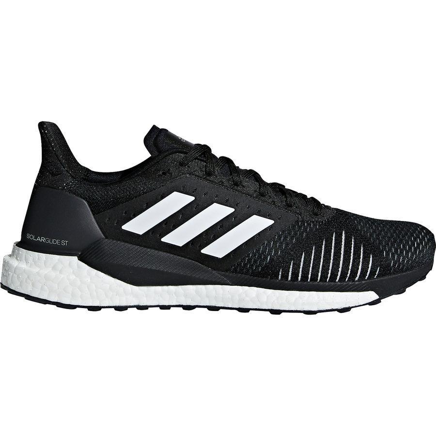(取寄)アディダス メンズ ソーラー グライド St ブースト ランニングシューズ Adidas Men's Solar Glide ST Boost Running Shoe Core Black/Footwear White/Grey Three F17