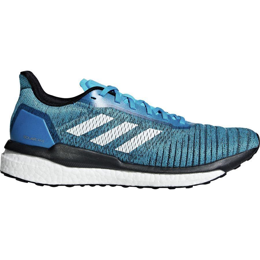 (取寄)アディダス メンズ ソーラー ドライブ ランニングシューズ Adidas Men's Solar Drive Running Shoe Shock Cyan/Footwear White/Core Black