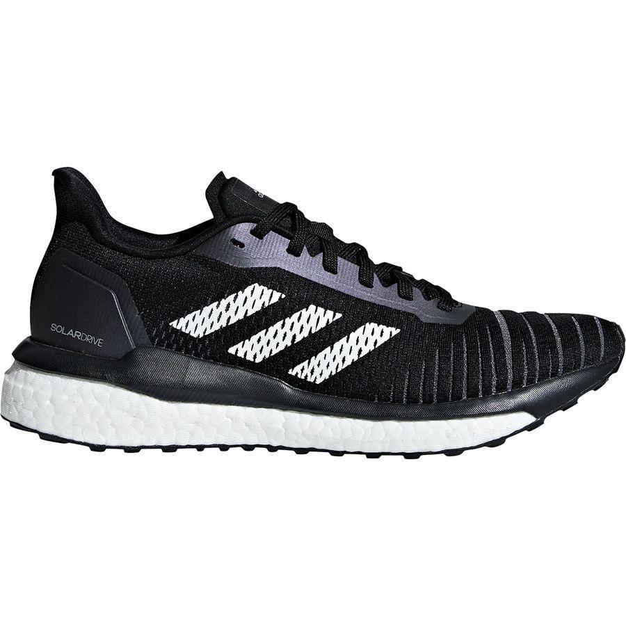 (取寄)アディダス レディース ソーラー ドライブ ランニングシューズ Adidas Women Solar Drive Running Shoe Core Black/Footwear White/Grey Five