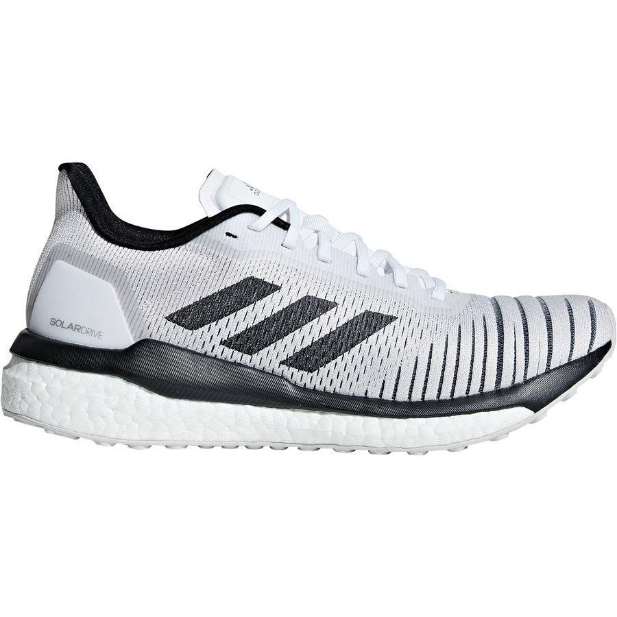 (取寄)アディダス レディース ソーラー ドライブ ランニングシューズ Adidas Women Solar Drive Running Shoe Footwear White/Core Black/Grey Three F17