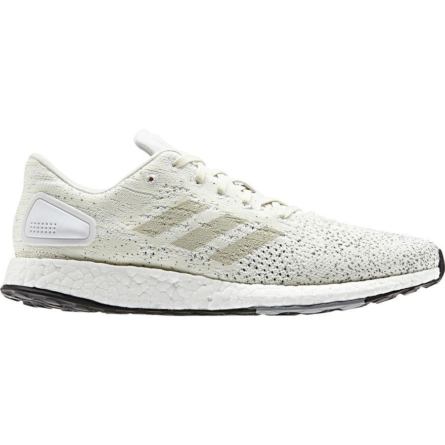 (取寄)アディダス レディース ピュアブースト DPR ランニングシューズ Adidas Women Pureboost DPR Running Shoe Footwear White/Raw White/Grey Three F17